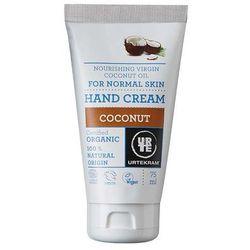 Krem do rąk kokosowy BIO 75 ml - Urtekram