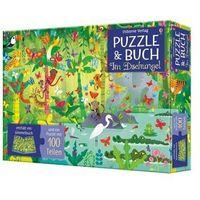 Puzzle, Puzzle und Buch: Im Dschungel Robson, Kirsteen