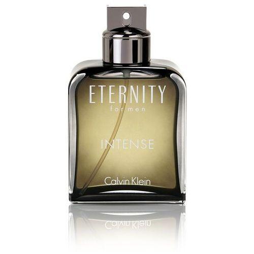 Pozostałe zapachy, Calvin klein eternity intense woda toaletowa dla mężczyzn 50ml - 50