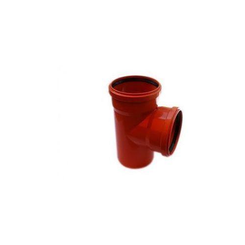 Trójnik kanalizacji zewnętrznej KZ 160 X 160 / 90° POLIPLAST