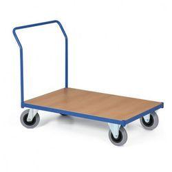 Modułowy wózek platformowy - bez bocznych ścian