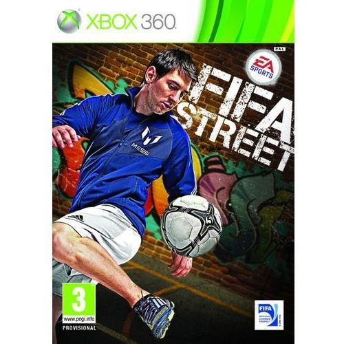 Gry Xbox 360, FIFA Street (Xbox 360)