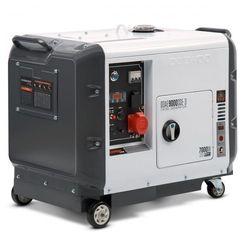 Agregat prądotwórczy diesel DAEWOO DDAE 9000SSE-3