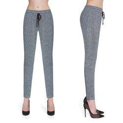 Damskie spodnie fitness BAS BLACK Grace, M