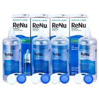 Płyny pielęgnacyjne do soczewek, Płyn ReNu MultiPlus 4 x 360 ml