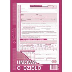 Umowa o dzieło z rachunkiem (O+1K) MICHALCZYK I PROKOP A4 - G0363