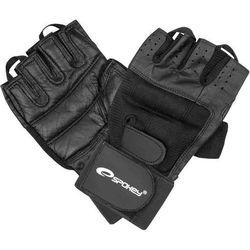 Rękawice fitness SPOKEY Toro (rozmiar XL) Czarny