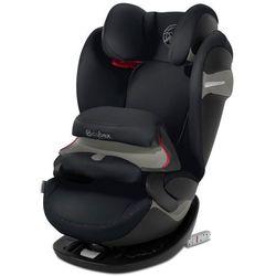 CYBEX fotelik samochodowy Pallas S-fix 2019 Urban Black