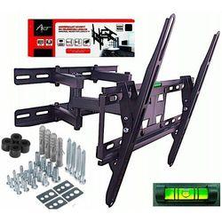 "ART UCHWYT DO TV LCD/LED 23-60"" 45KG AR-50 reg. pion i poziom (RAMART AR-50) Darmowy odbiór w 21 miastach!"
