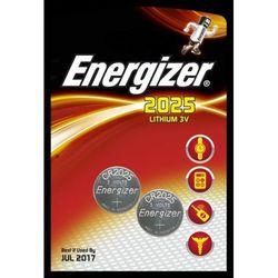 Bateria specjalistyczna ENERGIZER, CR2025,3V, 2szt.