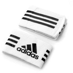 Opaski podtrzymujące na getry Adidas 604433 białe