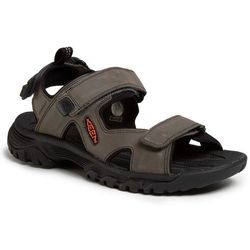 Sandały KEEN - Targhe III Open Toe Sandal 1022424 Grey/Black