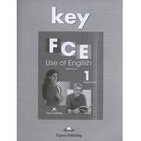 Książki do nauki języka, FCE Use of English 1 key (opr. miękka)
