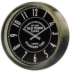 Zegar ścienny OLD TOWN, okrągły, Ø 30 cm