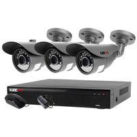 Zestawy monitoringowe, Monitoring zestaw: Rejestrator 5W1 LV-XVR44SE + 3x Kamera LV-AL20MT
