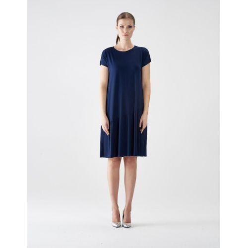 Suknie i sukienki, Sukienka su131 (Kolor: zielony, Rozmiar: Uniwersalny)