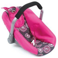 BAYER CHIC 2000 Fotelik samochodowy dla lalek - Pink Pearls