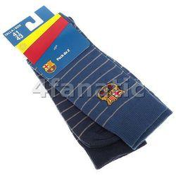 skarpetki męskie FC Barcelona 2pak NVBL