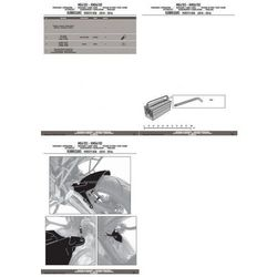GIVI MG4103 BŁOTNIK TYLNY KAWASAKI VERSYS 650 (10-15)