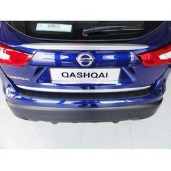 Nakładka listwa na zderzak Nissan Qashqai