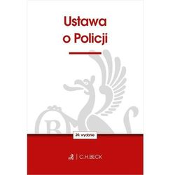 Ustawa o policji wyd. 2020 - opracowanie zbiorowe (opr. miękka)