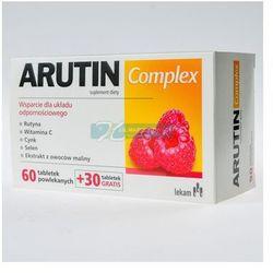 Arutin Complex tabl.powl. - 90 tabl. (6 blist.po 15 szt.)