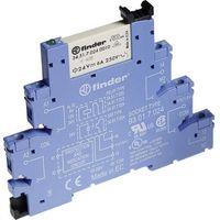 Pozostała elektryka, Przekaźnikowy moduł sprzęgający 1P 6A 48V AC/DC 6,2mm styki AgNi+Au 38.51.0.048.5060 FINDER