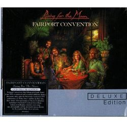Fairport Convention - Rising For The.. -Deluxe-