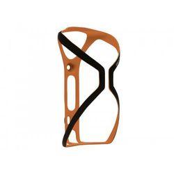 Koszyk na bidon BLACKBURN CINCH karbonowy 16g czarno-pomarańczowy matowy (DWZ)