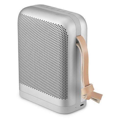 Stacje dokujące do odtwarzaczy, Bang & Olufsen Beoplay P6 głośnik bezprzewodowy Bluetooth naturalny
