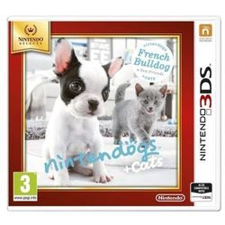 Nintendogs Toy Poodle + Cats 3DS