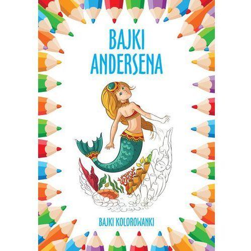 Kolorowanki, Bajki Andersena - bajki do kolorowania