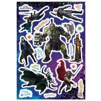 Naklejki na ściany, Naklejki na ścianę Avengers Thor3 14053h