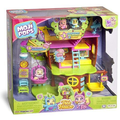 Pozostałe zabawki, MojiPops Playset Tree House