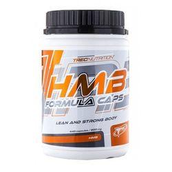 Aminokwasy TREC HMB Formula Caps 440kaps Najlepszy produkt Najlepszy produkt tylko u nas!