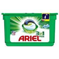 Pozostałe do prania, Żelowe kapsułki piorące Ariel Mountain Spring Nice Smell 358 g (12 sztuk)