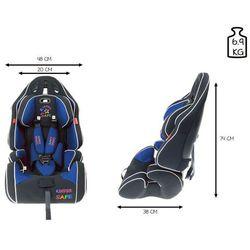 Fotelik samochodowy 9-36 kg KinderSafe Pro Comfort GE-G Foteliki GE-G (-32%)