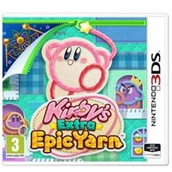 Gra 3DS Kirby's Extra Epic Yarn