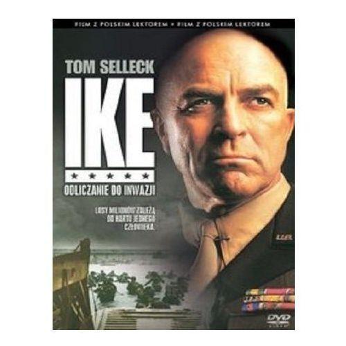 Filmy wojenne, Ike: odliczanie do inwazji (DVD) - Robert Harmon DARMOWA DOSTAWA KIOSK RUCHU