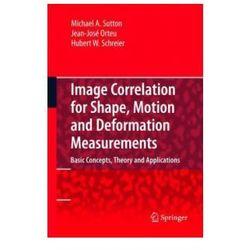 Image Correlation for Shape Motion and Deformation Measurem