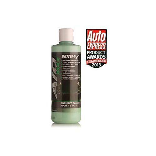 Pasty polerskie do karoserii, Britemax AIO Max One Step cleaner, polish & wax. rabat 20%