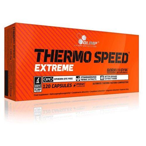 Tabletki na odchudzanie, Olimp Thermo Speed Extreme Szybka Utrata Wagi 120 kaps. 23996