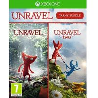 Gry na Xbox One, Unravel (Xbox One)