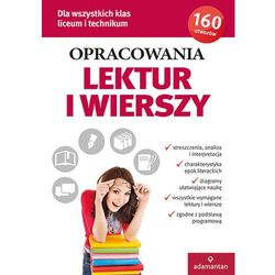 Opracowania lektur i wierszy Liceum 2017 - Jagodziński Jerzy, Bielaszewska Krystyna (opr. miękka)