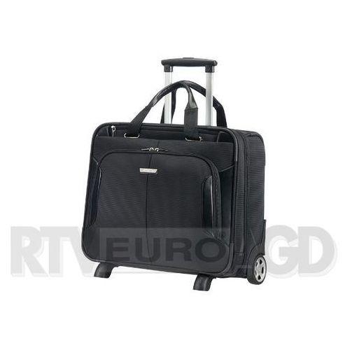 """Torby i walizki, Samsonite XBR Business Case/Wheels 15,6"""" (czarny)"""