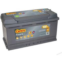 Akumulator Centra Futura 12V 100Ah 900A P+ (wymiary: 353 x 175 x 190) (CA1000)