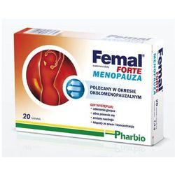 FEMAL Forte Menopauza x 20 tabletek