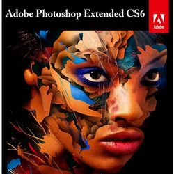 Adobe Photoshop Extended CS6 Win EN/PL