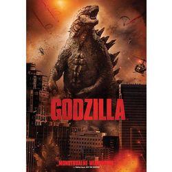 Godzilla (DVD) - Gareth Edwards DARMOWA DOSTAWA KIOSK RUCHU