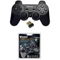 Gamepad Vakoss GP-3925BK Szybka dostawa! Darmowy odbiór w 21 miastach!